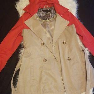 Beautiful Steve Madden coat size Medium